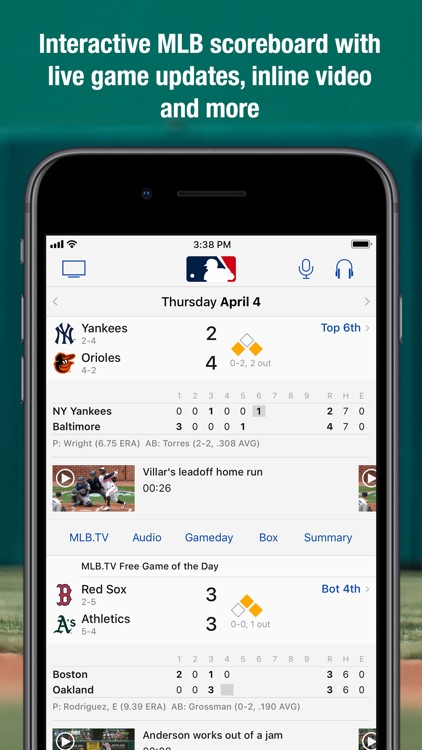 MLB At Bat screenshot-3