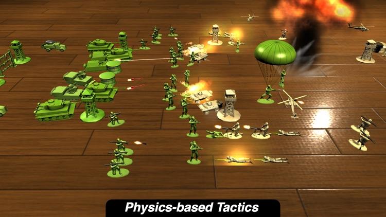 Army Men Battle Simulator screenshot-5