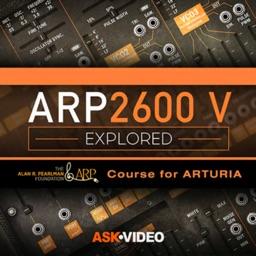 Explore Course for ARP 2600 V