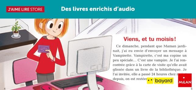 76c7ba282e5 J aime lire store on the App Store