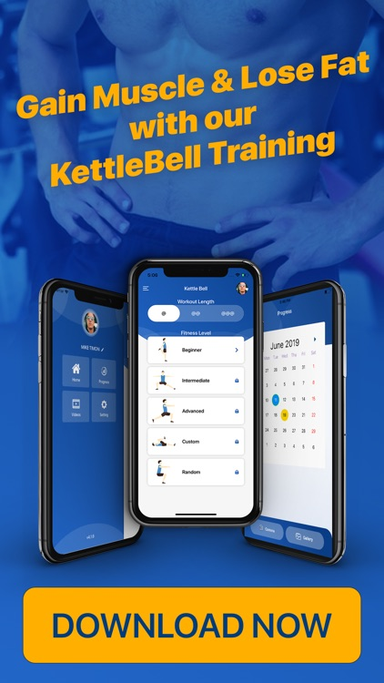 KettleBell Workout 360 Planner