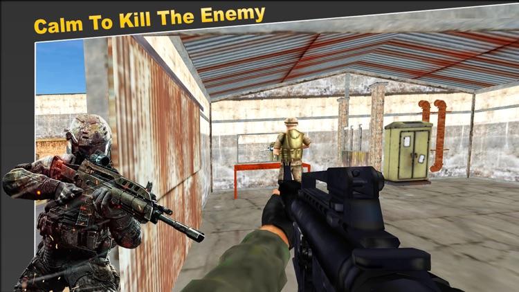 Commando strike Gun Shooter