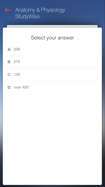 StudyWise Anatomy & Physiology screenshot-3