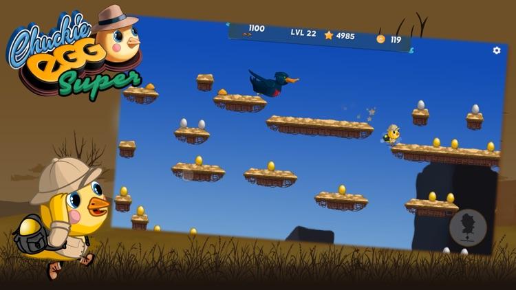 Super Chuckie Egg screenshot-3