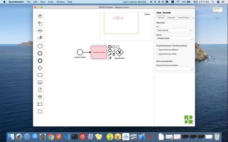 BPMN Modeler for Mac