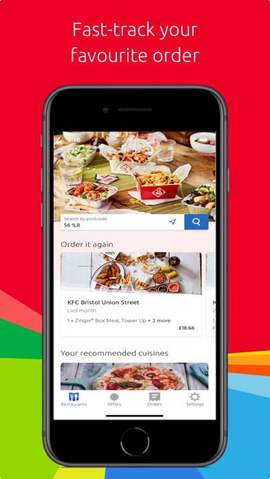 Just Eat: food delivery for pc