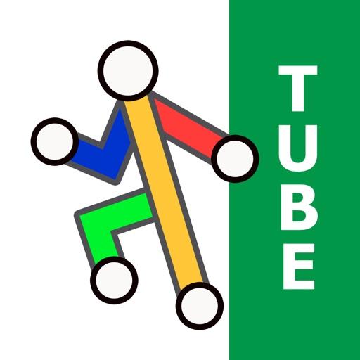 London Tube by Zuti