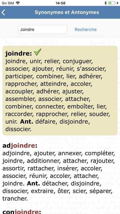 Synonymes Et Antonymes By Alberto Quintanilla Delgado