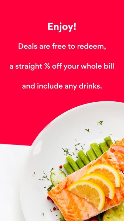 EatClub- Live Restaurant Deals screenshot-4