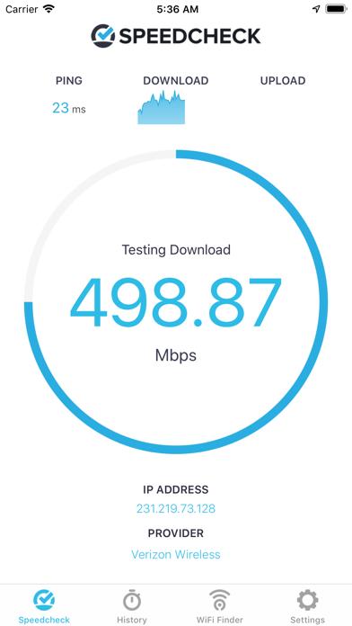 Top 10 Apps like Speed Test SpeedSmart Internet for iPhone