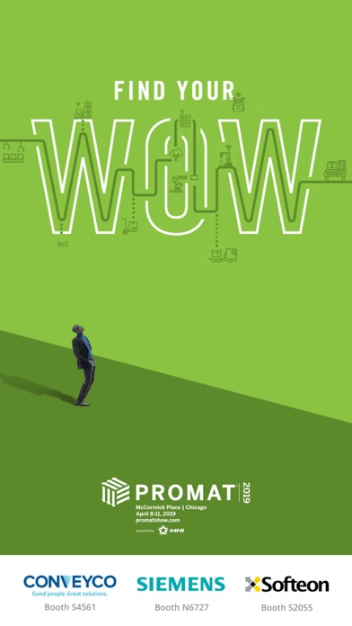 ProMat 2019 app image
