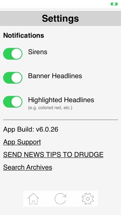 Drudge Report (Official) screenshot-5