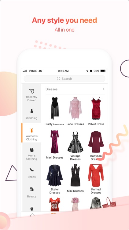 Milanoo Fashion Shopping screenshot-3