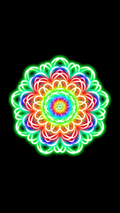 Kaleidoscope Drawing Pad screenshot-3