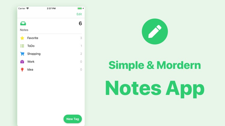 Note - Beautiful Notes App