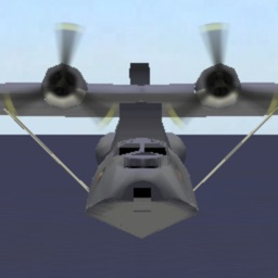 PBY 3D Seaplane Combat in WWII