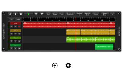 MultiTrack Recorder Plugin screenshot #2