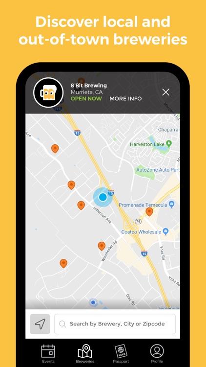 OpenTap California Craft Beer screenshot-5