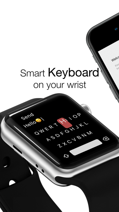 KeyWatch - Watch Keyboard Screenshot