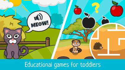 "Baby games "" screenshot two"