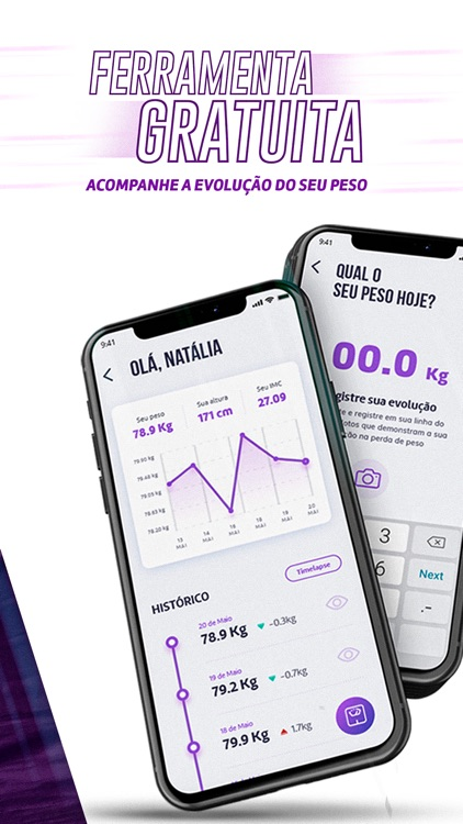 Dieta e Emagrecer Sempre Magra screenshot-4