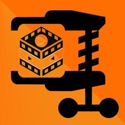 SWT Video Compressor