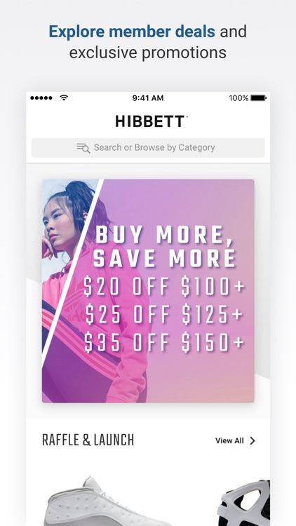 Hibbett Sports screenshot-0