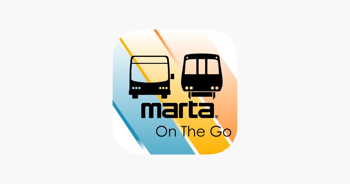 MARTA On the Go en App Store