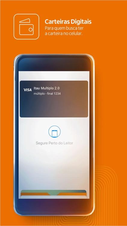 Banco Itaú - sua conta no app screenshot-3