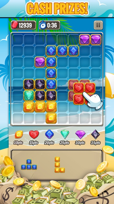Jewel Blitz: Block Puzzle Game-0