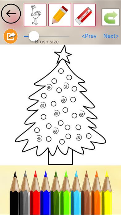 Christmas Drawing Book screenshot four