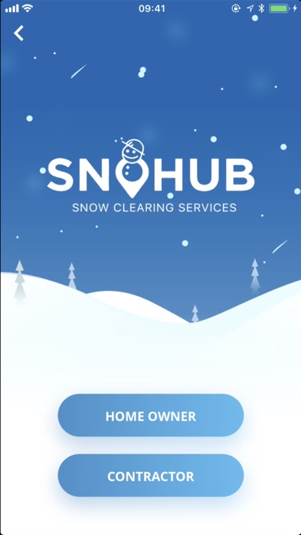 Snohub-Snow Clearing Service screenshot-0