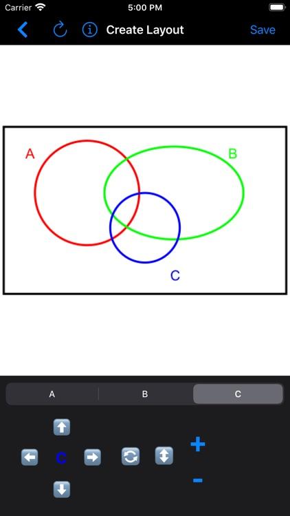 Venn Diagram Shader screenshot-4