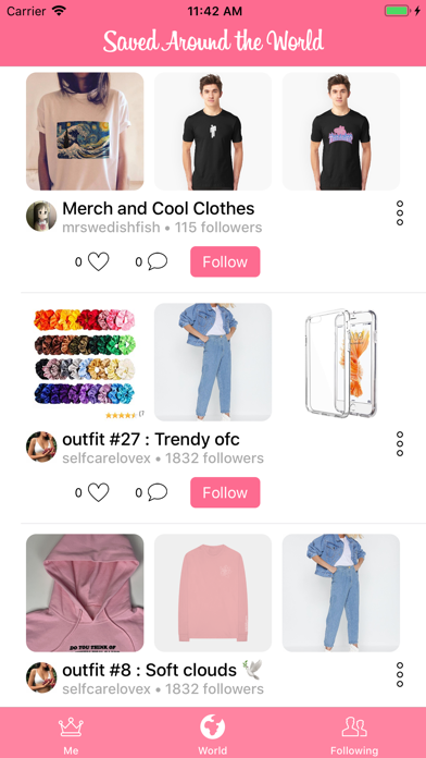 Need That: Fashion & Self Care screenshot two