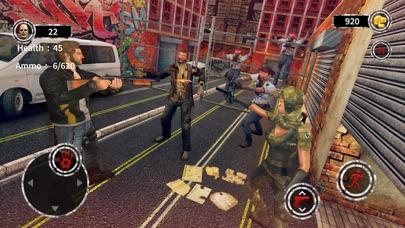 Dark City Zombie Shooting 3D screenshot 3