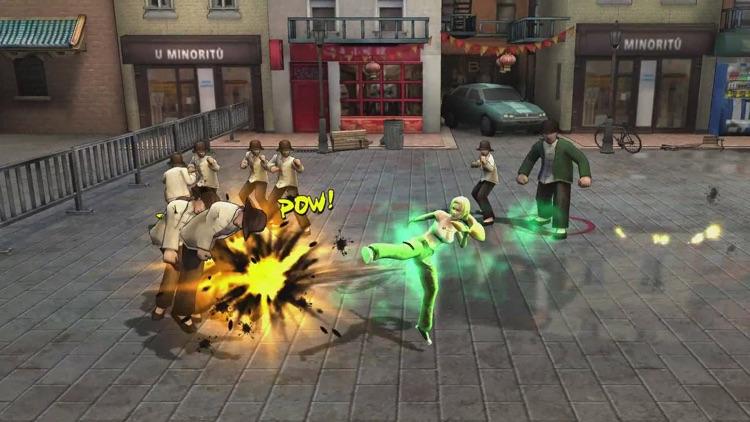 Super Kung Fu All-Star screenshot-4