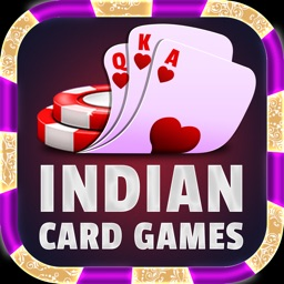 Indian Card Games - All In One