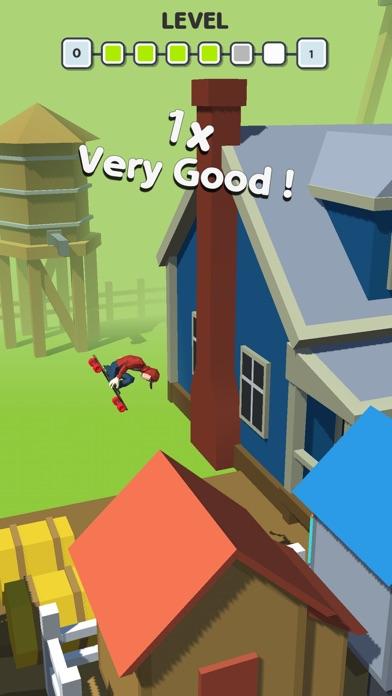 Flip Skate 3D screenshot 1