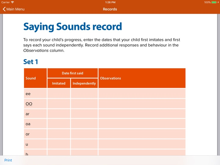 See and Learn Speech Sounds screenshot-8