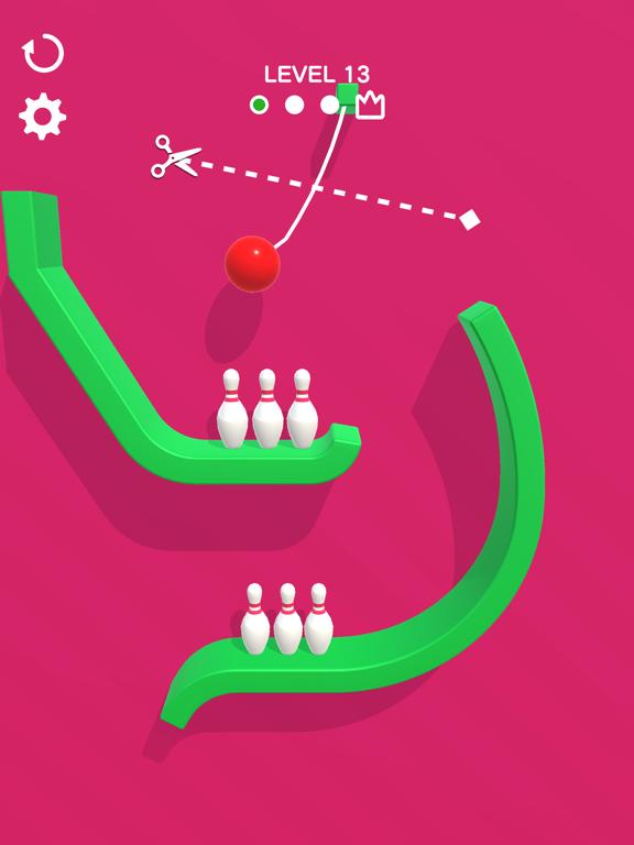Rope Bowling screenshot 12