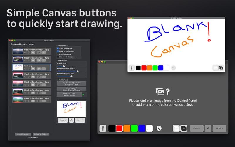 SlideDraw for Mac