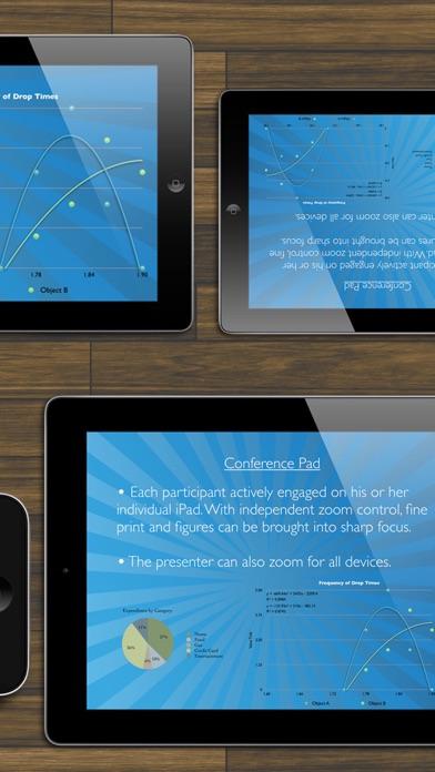Screenshot #2 pour Conference Pad: AIS