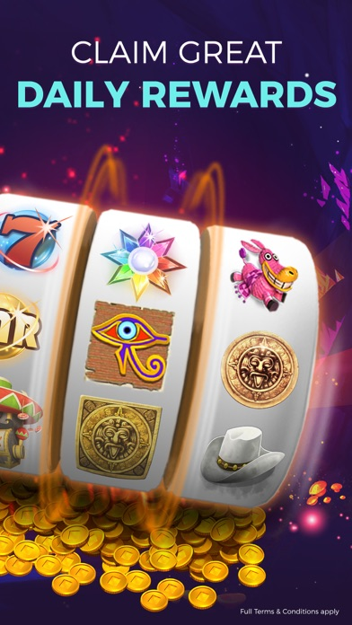 WinStar Casino - Games & Slots screenshot three