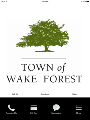 Town of Wake Forest - náhled