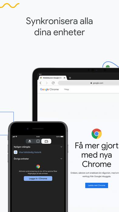 Google Chrome på PC