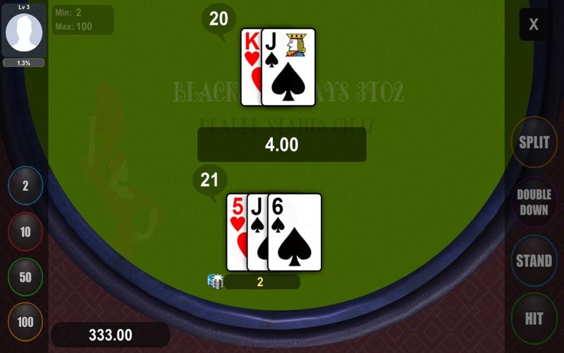 Blackjack World for Mac