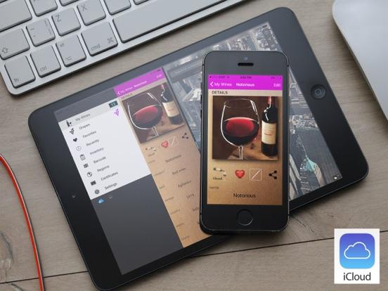 Winebook Pro Screenshots