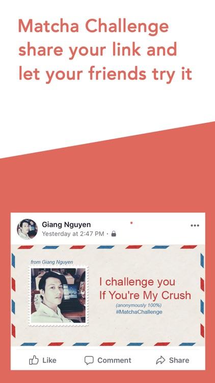 Matcha: Challenge Your Crush screenshot-0
