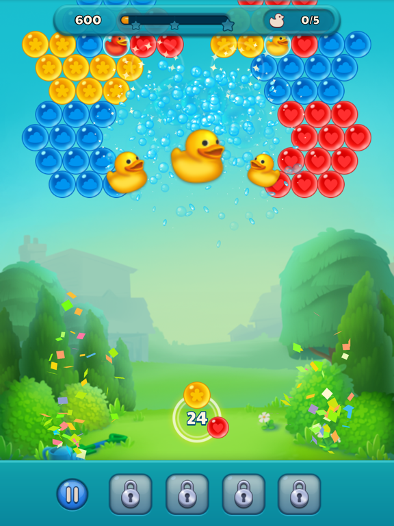 Happy Bubble: Shoot n Pop screenshot 8