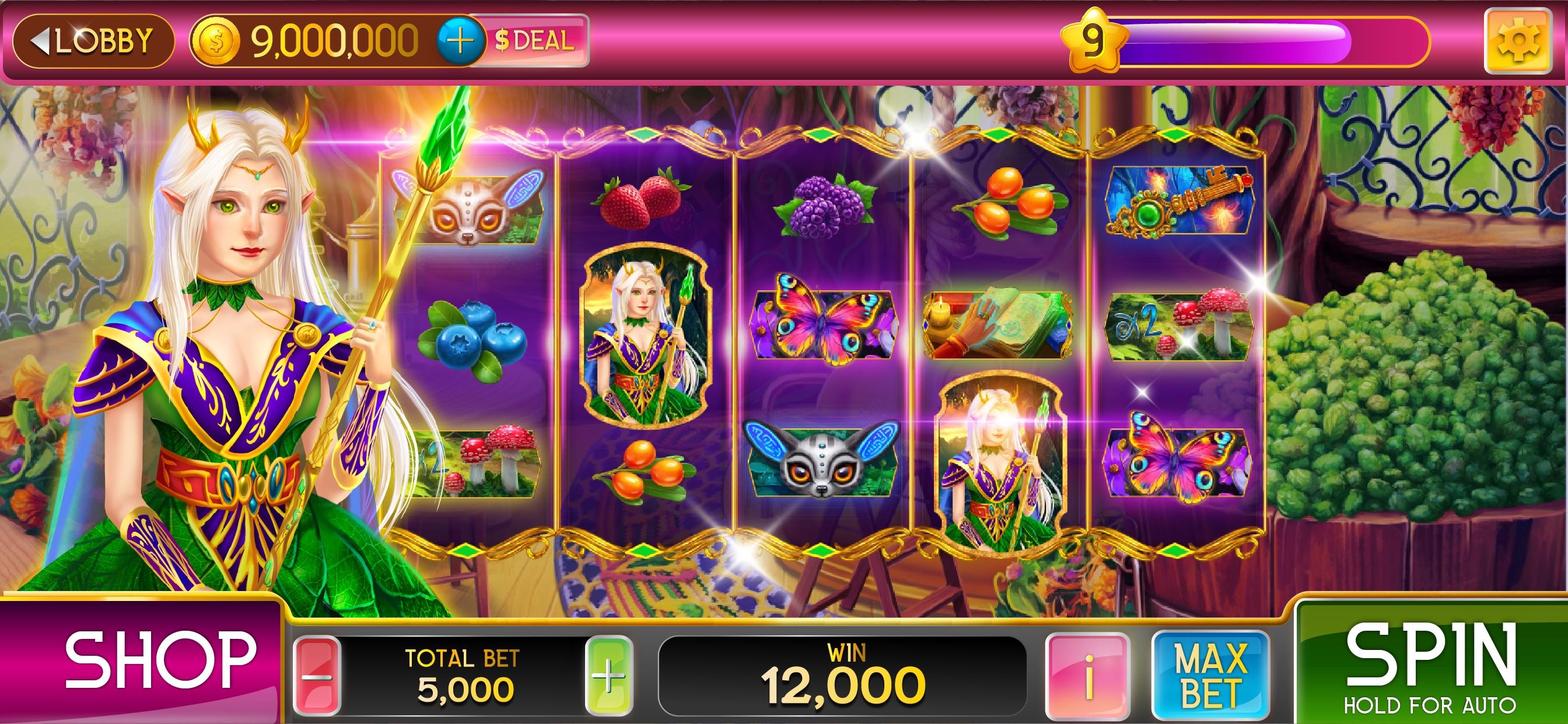 Slot Games Hack